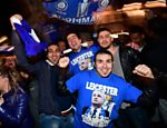 Leicester campe�o ingl�s