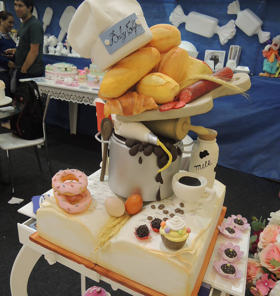 Chocolate e Cake Design Expo 2015 - 21/11/2017 - Guia ...