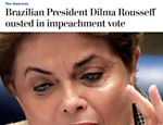 Repercuss�o do impeachment nos jornais estrangeiros