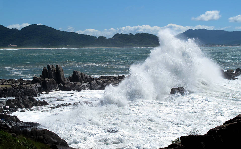 South of the Island of Florianópolis