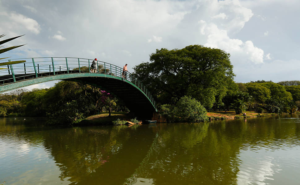 Privatiza��o do parque do Ibirapuera