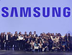 Samsung foi a grande vencedora do prêmio, com cinco categorias: Top do Top, Top Performance, Top Tecnologia, Aparelho de TV e Smartphone e Tablet