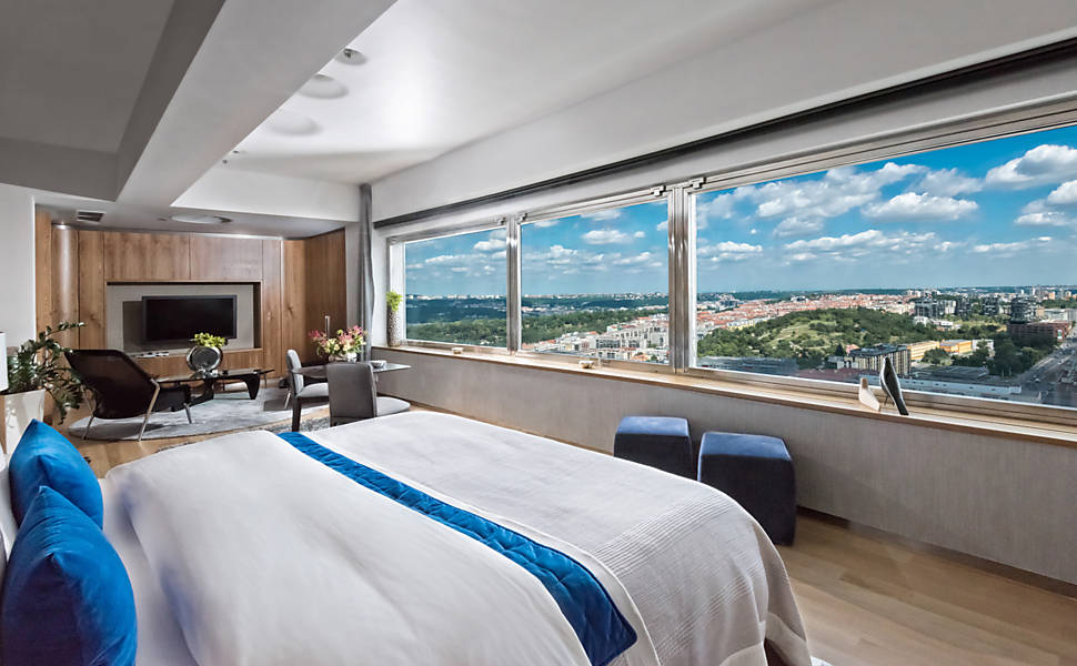 One Room Hotel