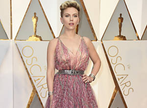 Scarlett Johansson – Jordan Strauss/Associated Press