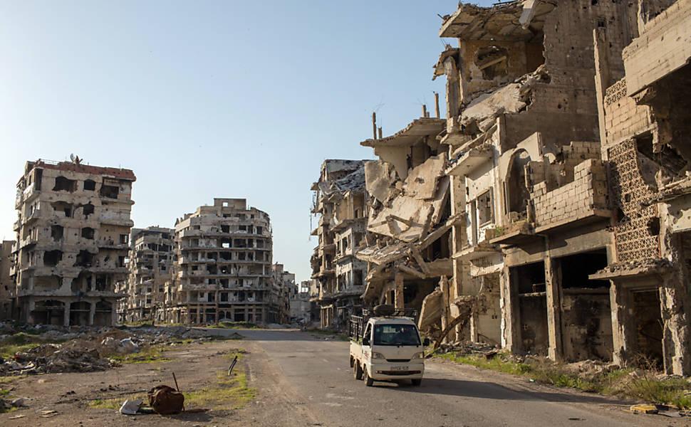 Homs em guerra