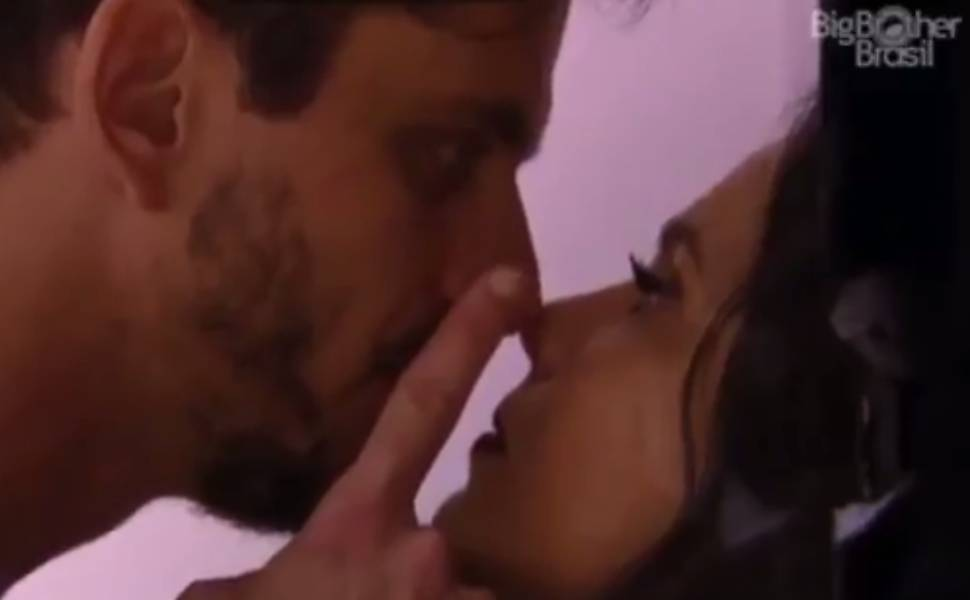 Emilly e Marcos, o casal polêmico do 'BBB 17'