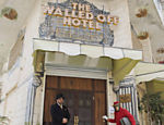 Hotel Walled Off, de Banksy