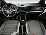 Interior do Volkswagen Up! Pepper