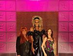 Cena do reality 'RuPaul's Drag Race'