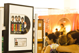"""The BeatleWEEK Brasil 2012"" fica em cartaz at� domingo (26) no Shopping SP Market"