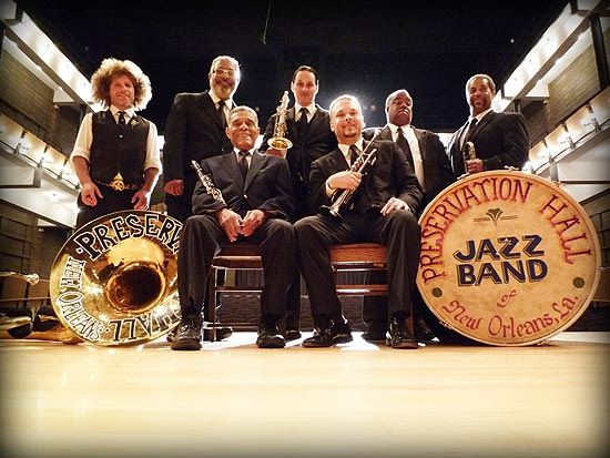 Preservation Hall Jazz Band (foto), destaque do 10� Bourbon Street Fest, que come�a na sexta (dia 10) no Bourbon Street (zona sul de SP)
