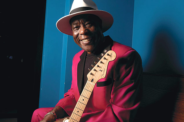 O guitarrista Buddy Guy (foto), mito do blues, � o grande destaque da primeira edi��o do Best of Blues Festival; ele toca na ter�a (dia 11) e na quarta (12/6)