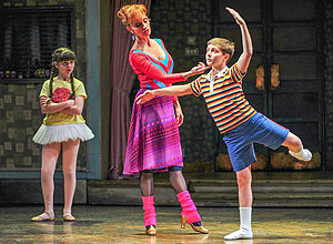 "Ingressos para ""Billy Elliot, o Musical"" j� est�o � venda"