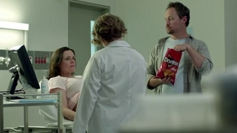 Comercial do Doritos no Super Bowl 50