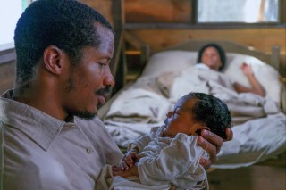 This image released by Fox Searchlight Films shows Nate Parker as Nat Turner in a scene from