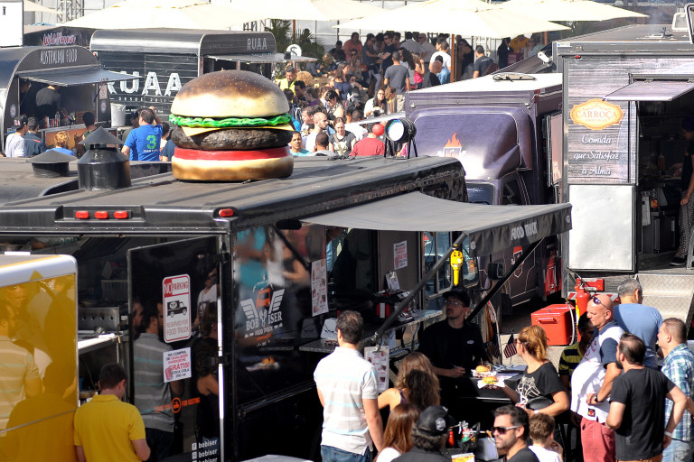 Festival Chapa Quente reúne 40 food trucks no Jockey