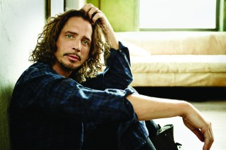 O cantor e compositor norte-americano Chris Cornell se apresenta no domingo *** ****
