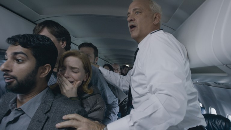 Sully - O herói do rio Hudson  [Sully, Estados Unidos, 2016], de Clint Eastwood (Warner). Gênero: drama. Elenco: Tom Hanks, Aaron Eckhart, Laura Linney. Dolby Atmos. Classificação: a definir por h