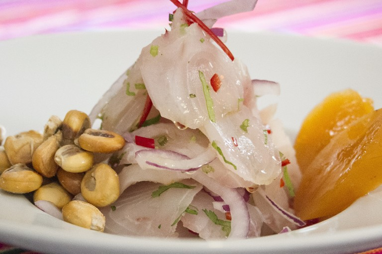Ceviche do Rio Mar, restaurante no centro de SP