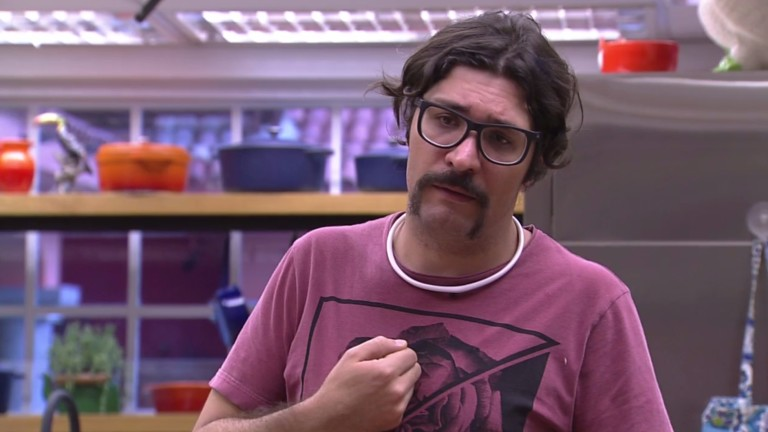 Ilmar, do 'BBB 17'