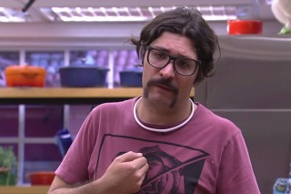 Ilmar, do 'BBB 17' *** ****
