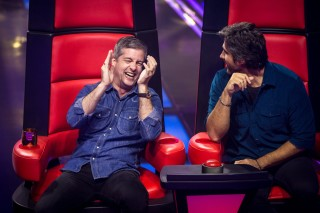 Victor e Leo no 'The Voice Kids' *** ****