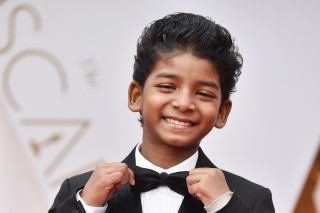 HOLLYWOOD, CA - FEBRUARY 26: Actor Sunny Pawar attends the 89th Annual Academy Awards at Hollywood & Highland Center on February 26, 2017 in Hollywood, California.   Frazer Harrison/Getty Images/AFP == FOR NEWSPAPERS, INTERNET, TELCOS & TELEVISION USE ONLY ==