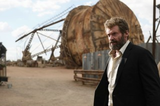 This image released by Twentieth Century Fox shows Hugh Jackman in a scene from