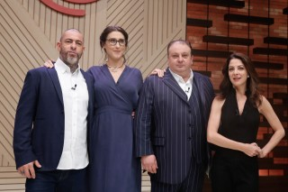 Coletiva de imprensa da nova temporada do programa Masterchef
