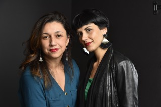 A jornalista Claudia Assef e a produtora Monique Dardenne, idealizadoras do evento *** ****