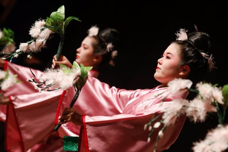 Legenda: A Festa da Cultura Japonesa realizado dia 22 de março, das 9h às 17h, na sede do Bunkyo, no bairro da Liberdade, em São Paulo. Fotos - Gabriel Inamine/Piccolo&Inamine ***  ****