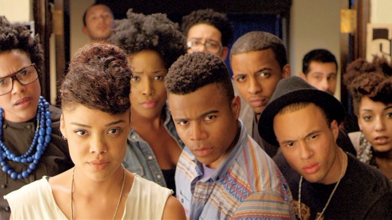 O elenco da série 'Dear White People'