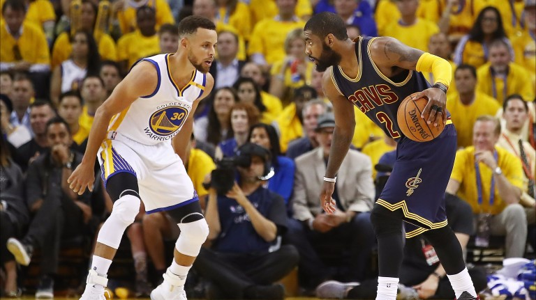 2017 NBA Finals - Game One