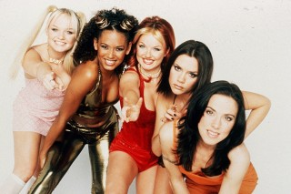 As Spice Girls em 1997