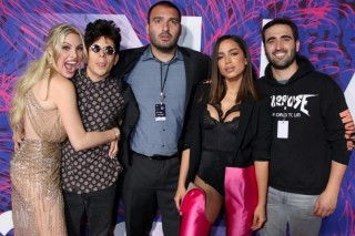"A cantora Anitta participa do ""MTV Millenial Awards"""