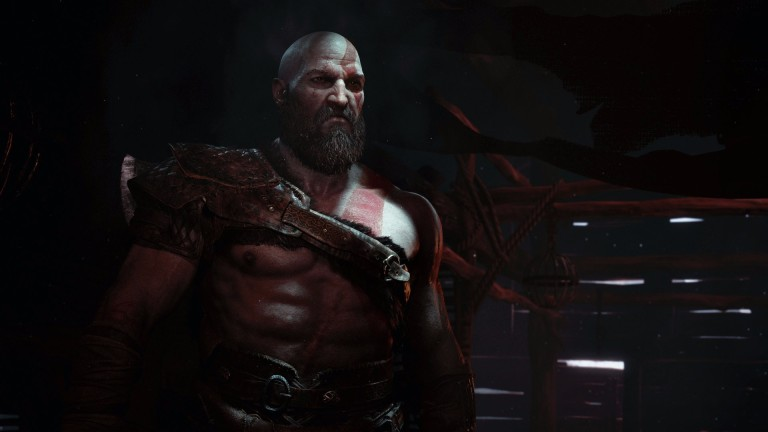 "Kratos é o personagem principal de ""God of War"""
