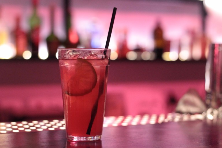 Pink Lemonade do bar Buraco *** ****
