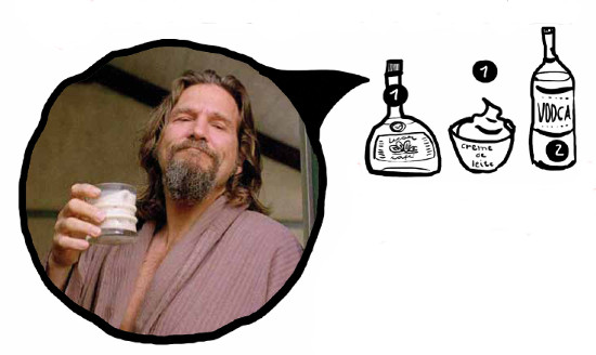 milk shake maple bacon shake the lebowski shake aka white russian milk ...
