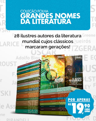 Cole��o Folha Grandes Nomes da Literatura