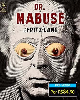 Box - Dr. Mabuse de Fritz Lang + 4 Cards (Digistak) (DVD)