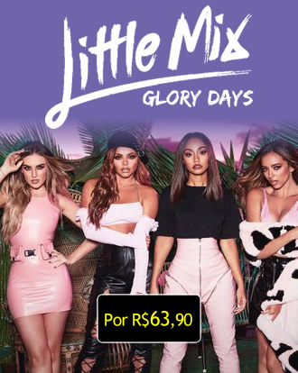 Little Mix - Glory Days - The Platinum Edition (CD) + (DVD)