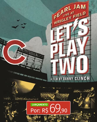 Pearl Jam - Let's Play Two (CD) + (DVD)
