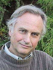 Richard Dawkins, defensor ferrenho da teoria evolutiva