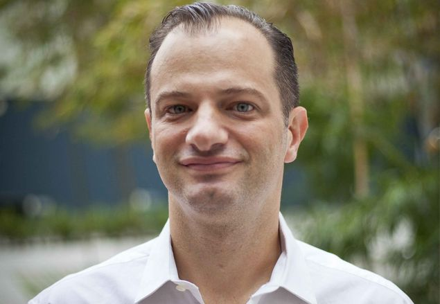 Marcio Bern, fundador e CEO do aplicativo Vah