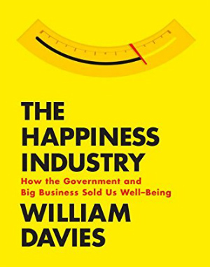 "Livro ""The Happiness Industry"", de William Davies"