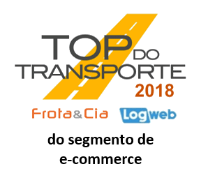 Top do trasporte 2018 Frota & Cia do segmento de e-commerce