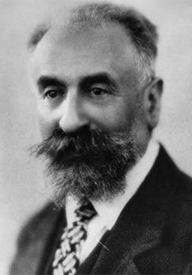 """Marcel Mauss, autor de """"A nação"""""""
