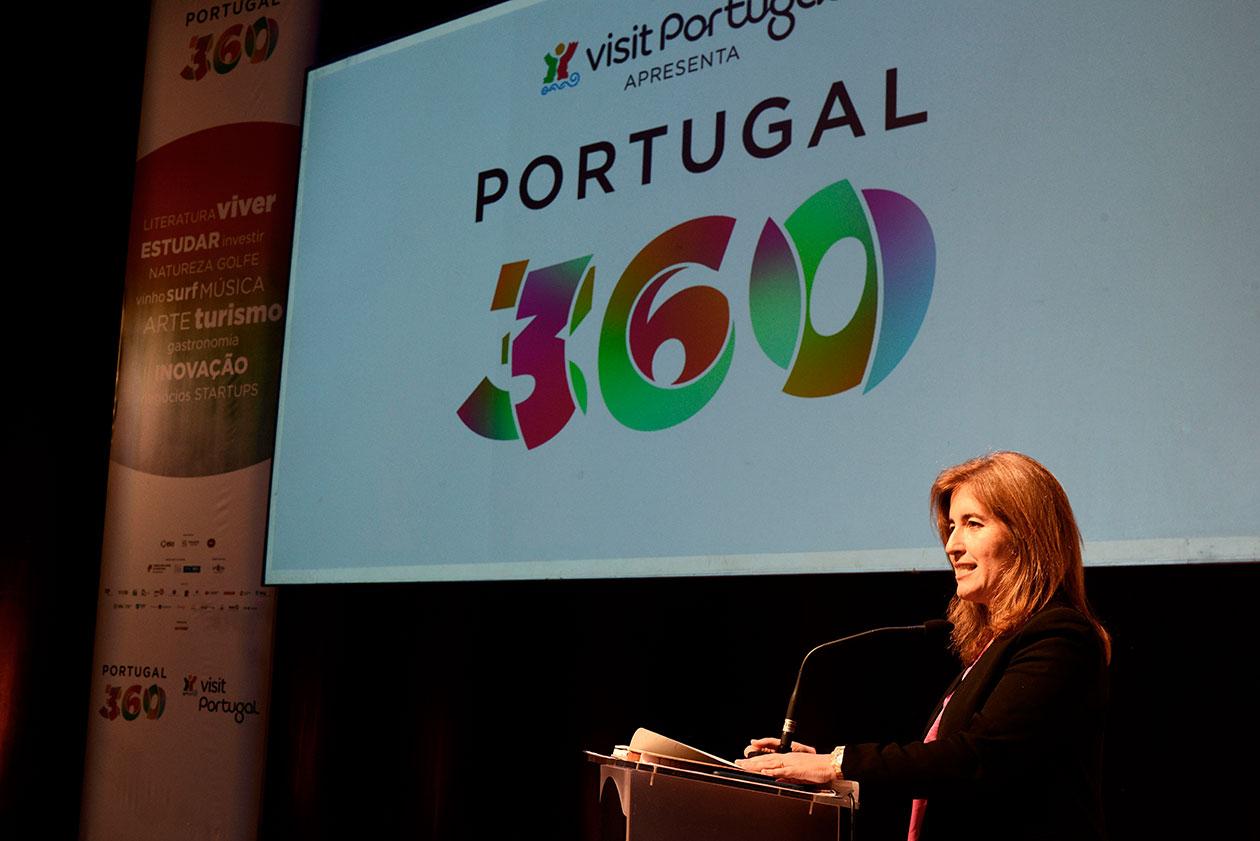 Ana Mendes Godinho, secretária de Estado de Turismo de Portugal
