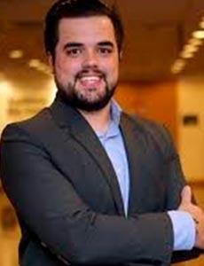 Ezequiel Vedana, criador da startup Piipee