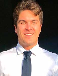 Gabriel Pereira, um dos criadores da startup Infra Solar